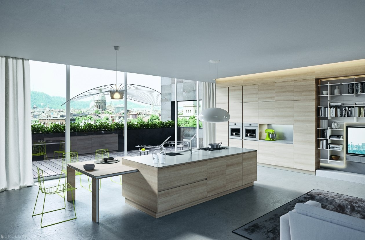 AK 06 by Arrital → Kitchens - Euroluxe Interiors