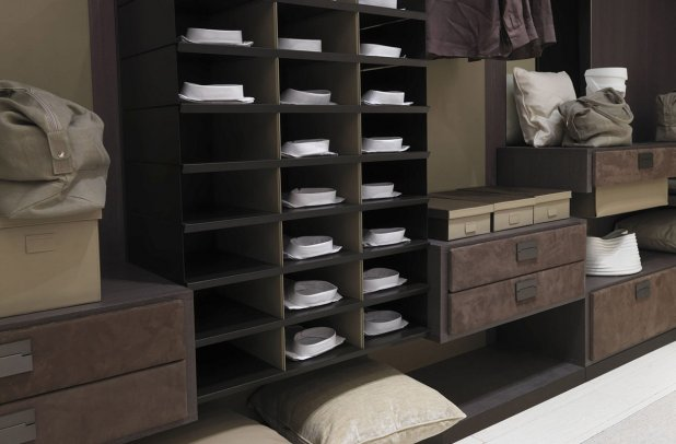 Walk-In-Closets by Mobieffe